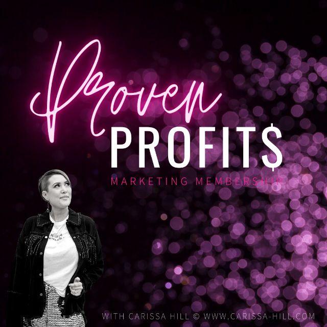 Proven Profits